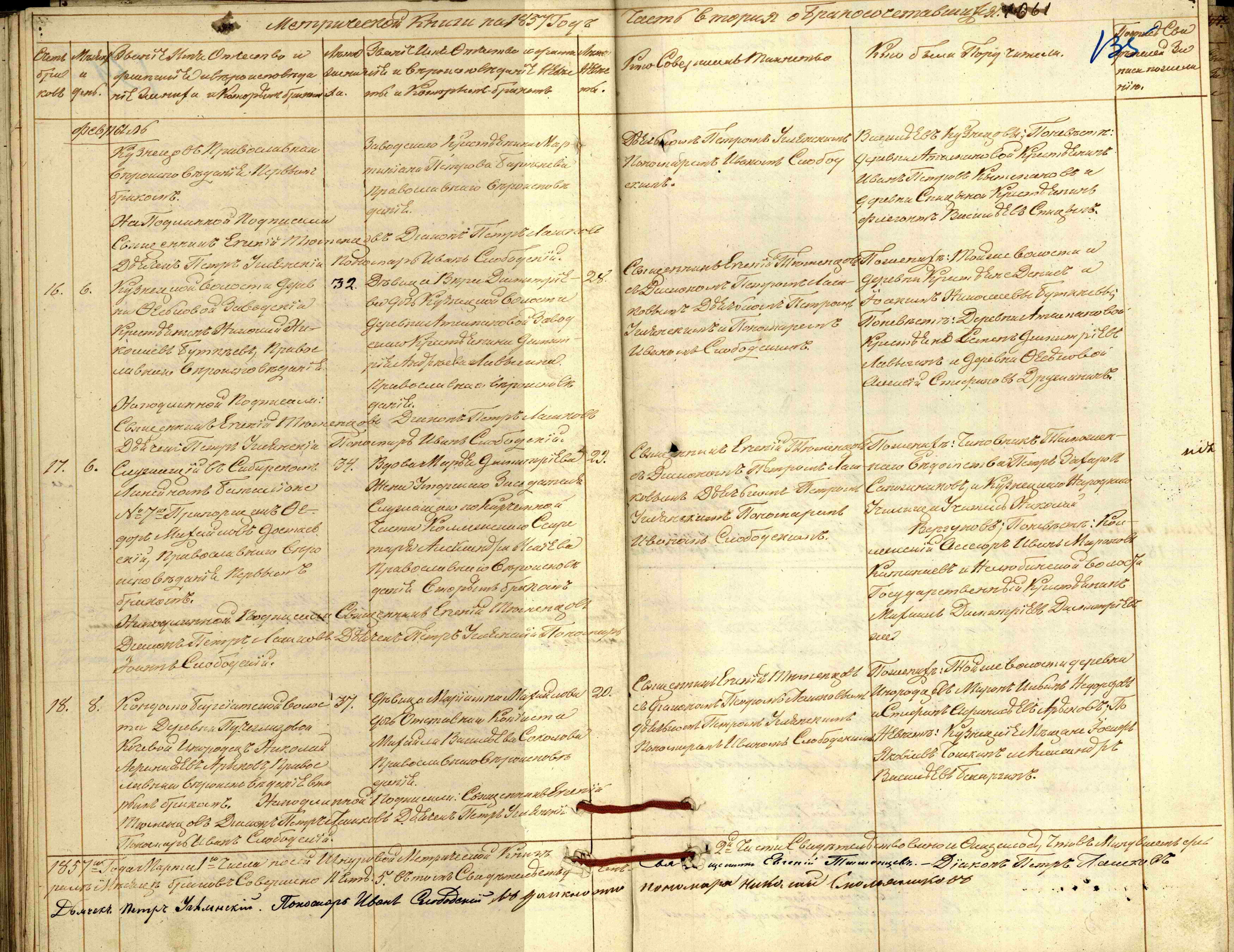 Метрическая запись о бракосочетании Достоевского.jpg